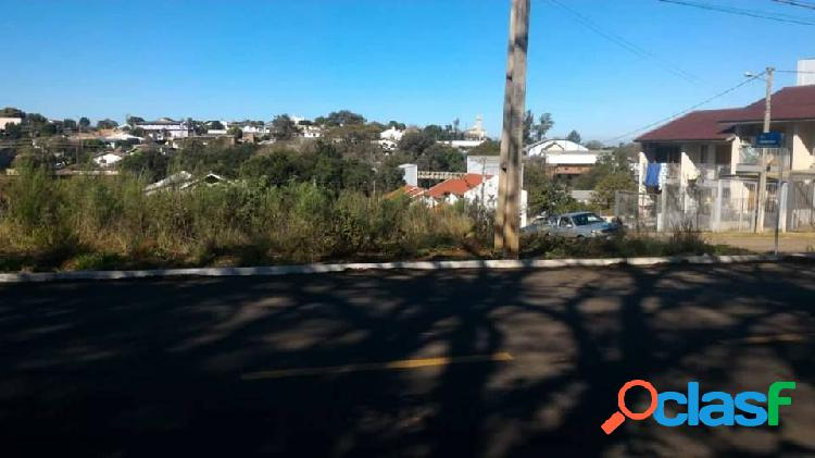 Terreno de esquina - terreno a venda no bairro olarias - lajeado, rs - ref.: 43