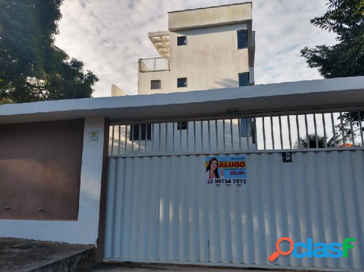 Excelente apartamento mobiliado 2 quartos - serramar - apartamento a venda no bairro serramar - rio das ostras, rj - ref.: ro28040