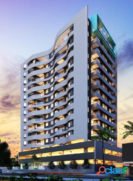 Quarto/sala ÷ 100 meses, a 300m da praia de ponta verde - apartamento a venda no bairro ponta verde - maceió, al - ref.: pi93783
