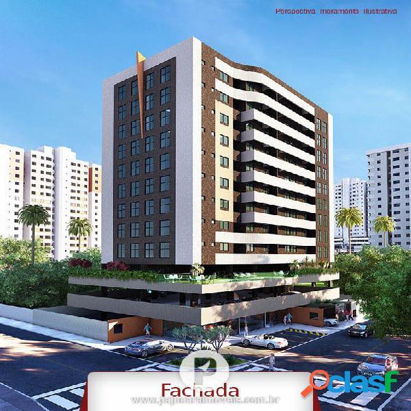 Quarto/sala ÷ 36 meses, sandoval arroxelas, ponta verde - apartamento a venda no bairro ponta verde - maceió, al - ref.: pi59173