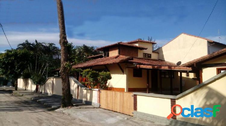 Residencia beira rio - casa a venda no bairro colinas - rio das ostras, rj - ref.: in55672