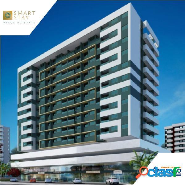 02 quartos ÷ em 100 meses, a 200m da praia, ponta verde - apartamento a venda no bairro ponta verde - maceió, al - ref.: pi99669