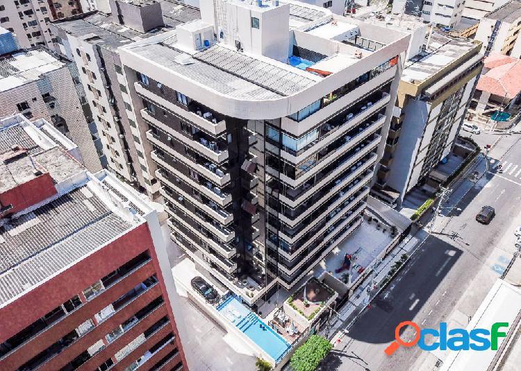 04 suítes+dce e varanda gourmet ÷ em 100 meses! - apartamento alto padrão a venda no bairro ponta verde - maceió, al - ref.: pi19802