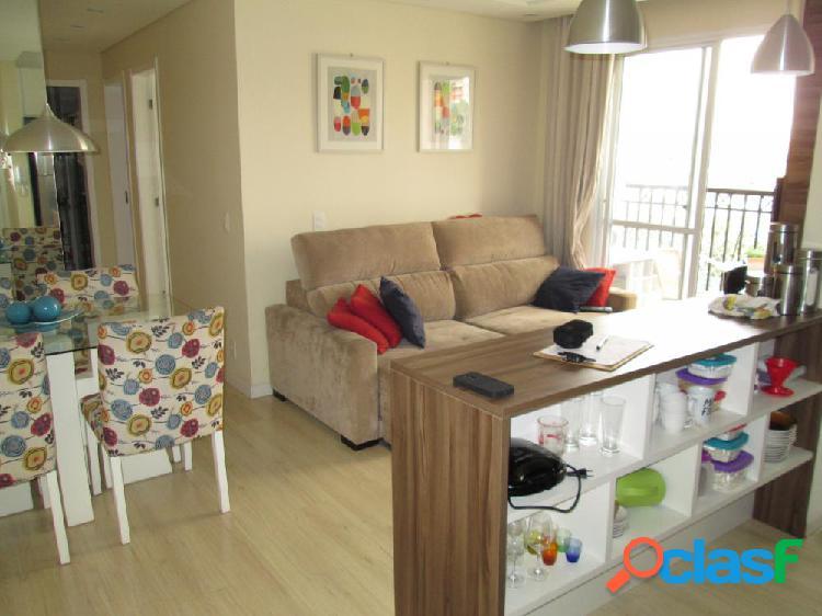 Apto 51m² fatto passion vila augusta - apartamento a venda no bairro vila augusta - guarulhos, sp - ref.: sc00380