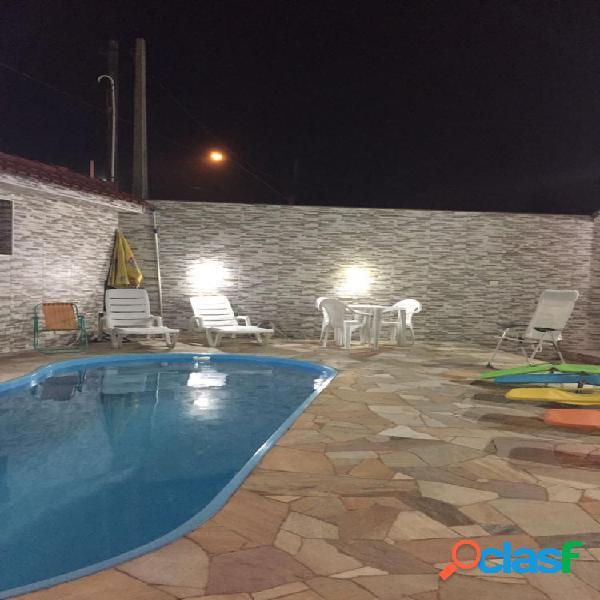 Casa na beira da praia em mongaguá - casa a venda no bairro balneário flórida mirim - mongaguá, sp - ref.: sc00378