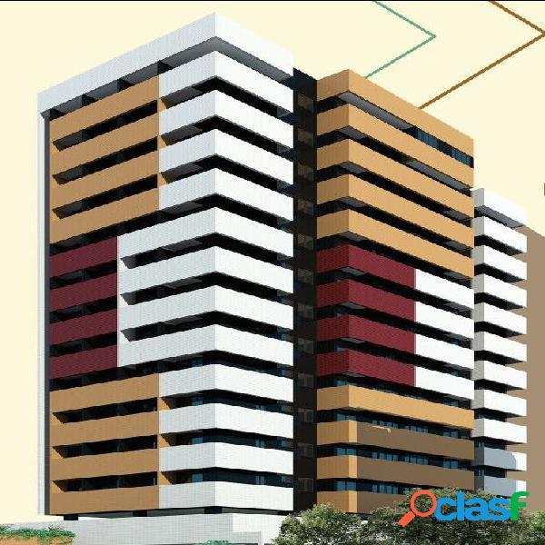 Quarto/sala ÷ 60 meses, na abdon arroxelas, ponta verde - apartamento a venda no bairro ponta verde - maceió, al - ref.: pi01427