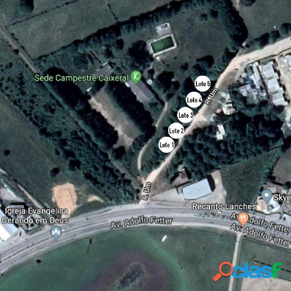 Terrenos vila assumção - terreno a venda no bairro laranjal - pelotas, rs - ref.: 4526