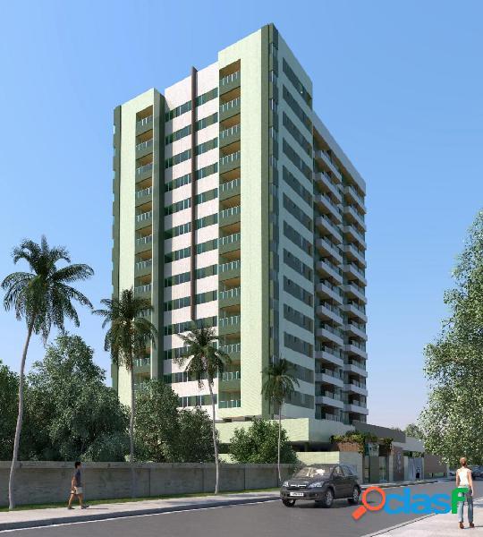02 quartos ÷ 100 meses, 3ª quadra praia - apartamento a venda no bairro jatiúca - maceió, al - ref.: pi79105