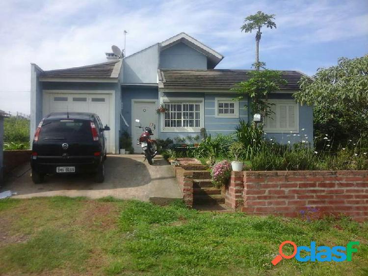Casa 01 dormitório suíte - casa a venda no bairro montanha - lajeado, rs - ref.: 166