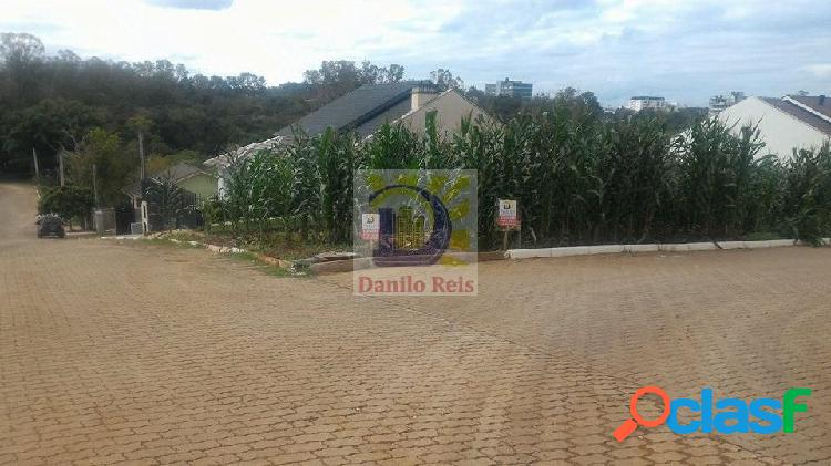 Terreno de esquina - bairro moinhos - terreno a venda no bairro moinhos - lajeado, rs - ref.: 162