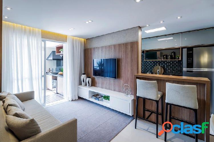 Apartamento shopping maia 68m, 01 vaga, terraço gourmet - apartamento a venda no bairro jardim flor da montanha - guarulhos, sp - ref.: sc00605
