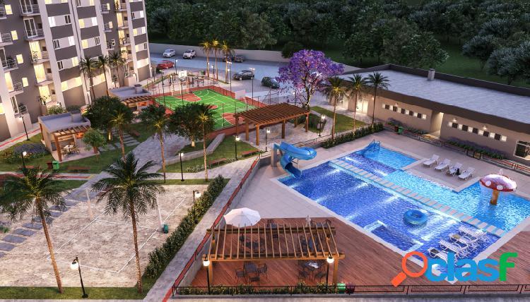 Acqua dunas club - empreendimento - apartamentos em lançamentos no bairro areal - pelotas, rs - ref.: e93