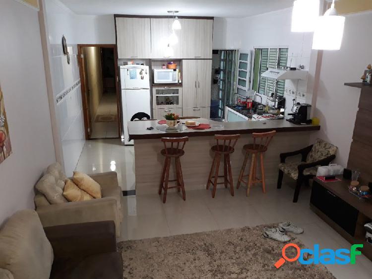 Casa térrea com 3 dormitórios (1 suíte) churrasqueira - casa a venda no bairro vila flórida - guarulhos, sp - ref.: 0438