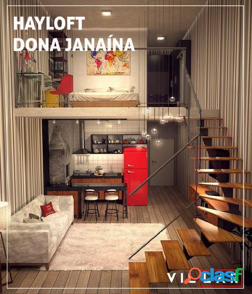 Hayloft dona janaína - empreendimento - apartamentos em lançamentos no bairro centro - pelotas, rs - ref.: e49