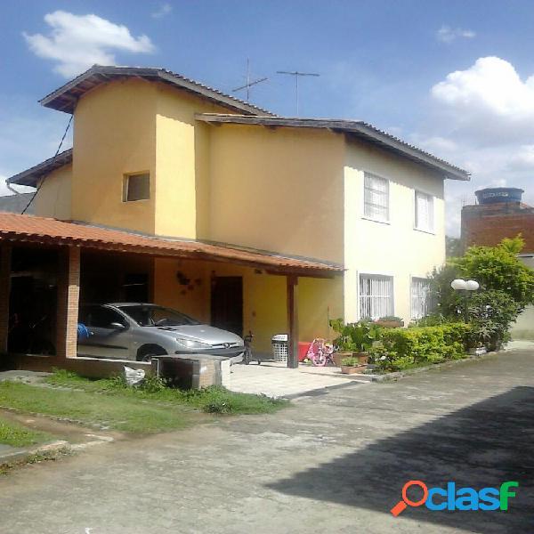 Sobrado em condomínio fechado 60 m² com 2 vagas - casa em condomínio a venda no bairro jardim oliveira - guarulhos, sp - ref.: 0413