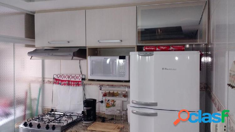 Apto 2 dormitórios com móveis planejados - água chata - apartamento a venda no bairro água chata - guarulhos, sp - ref.: 0389