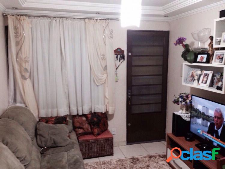 Casa sobreposta 2 dormitórios com 1 vaga - casa em condomínio a venda no bairro jardim ottawa - guarulhos, sp - ref.: 0447