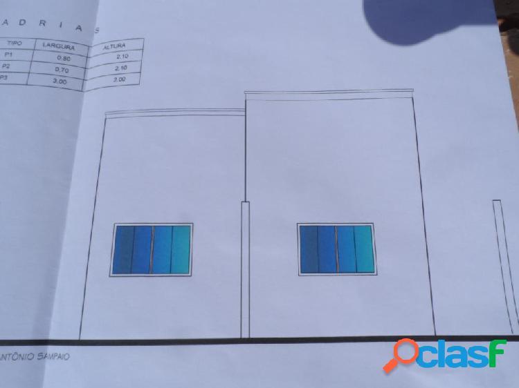 Casa em construção bairro agua branca - empreendimento - casas a venda no bairro água branca iii - araçatuba, sp - ref.: mm05788