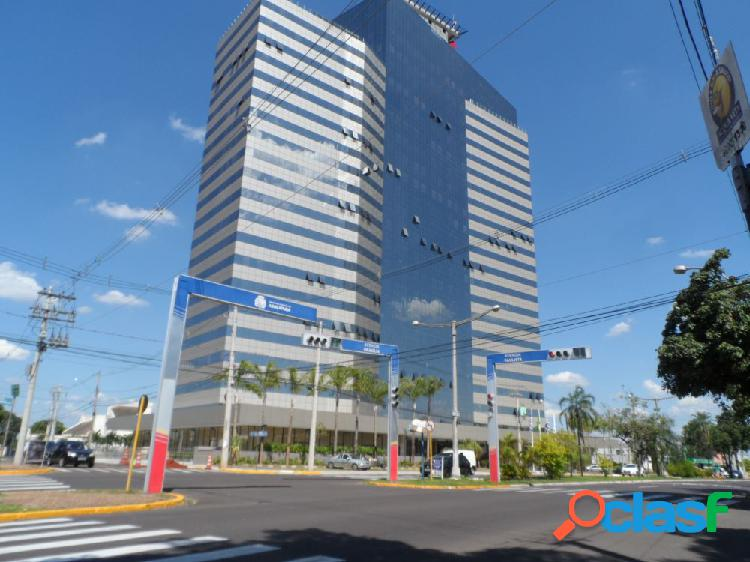 Edificio new york tower araçatuba - sala comercial para aluguel no bairro nova york - araçatuba, sp - ref.: mm55882