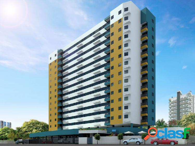 02 quartos ÷ em 70 meses, a 300m praia e prox. a unit - apartamento a venda no bairro cruz das almas - maceió, al - ref.: pi81329