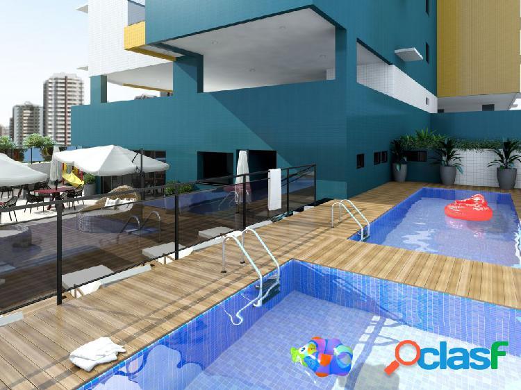 Quarto/sala ÷ em 70 meses, a 300m praia e prox. a unit - apartamento a venda no bairro cruz das almas - maceió, al - ref.: pi54884