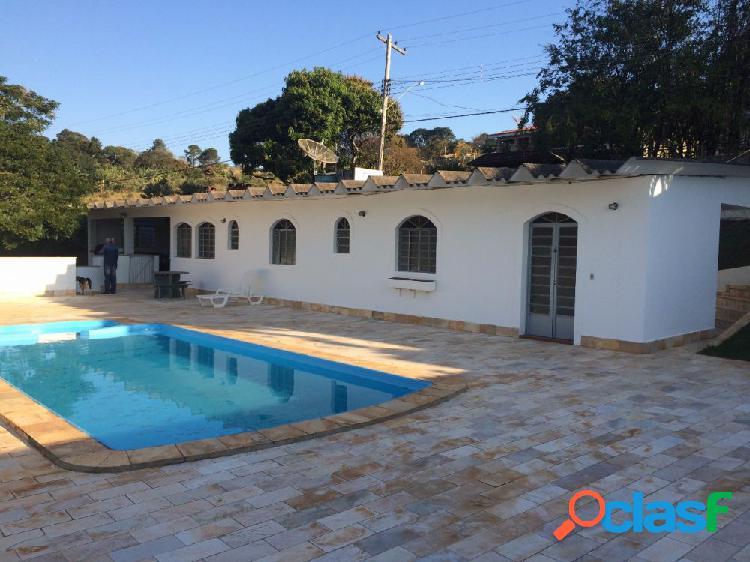 Chácara com 4510m² de área em bragança com duas casas - chácara a venda no bairro chácara fernão dias - bragança paulista, sp - ref.: sc00081