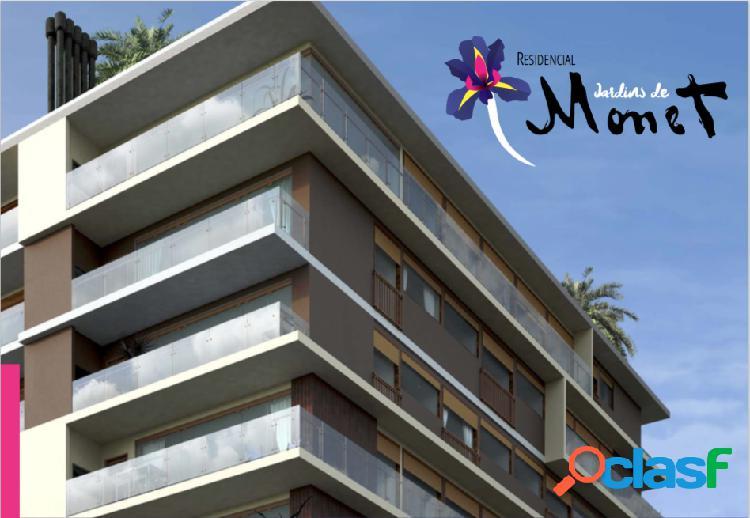 Residencial jardins de monet - empreendimento - apartamentos em lançamentos no bairro centro - pelotas, rs - ref.: 4672