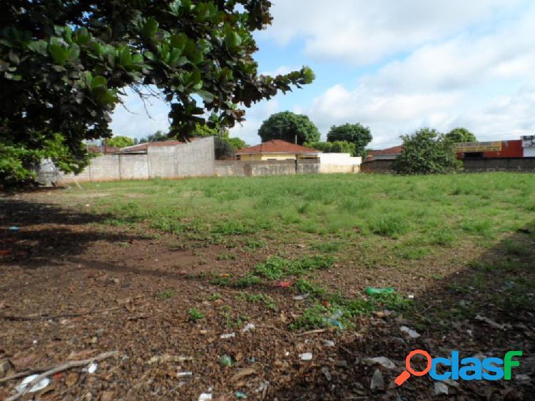 Terreno comercial em avenida de araçatuba-sp - terreno a venda no bairro aviação - araçatuba, sp - ref.: mm05486