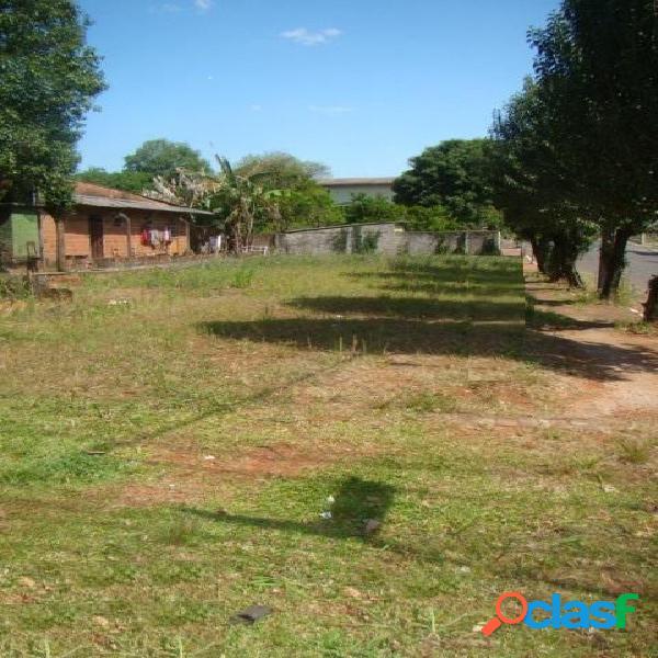 Terreno de esquina residencial/comercial - terreno a venda no bairro centro - lajeado, rs - ref.: 279