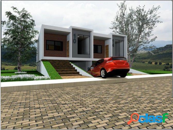 Casa moderna 02 dormitórios - casa a venda no bairro são bento - lajeado, rs - ref.: 287
