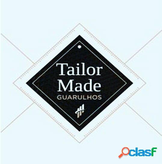 Tailor made guarulhos 2 e 3 dormitórios 70 a 86 m² - apartamento alto padrão em lançamentos no bairro vila santo antônio - guarulhos, sp - ref.: tailor-made