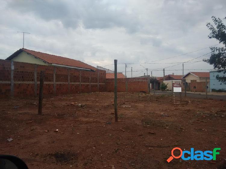 Terreno esquina bairro centenário - terreno a venda no bairro centenário - araçatuba, sp - ref.: mm80134
