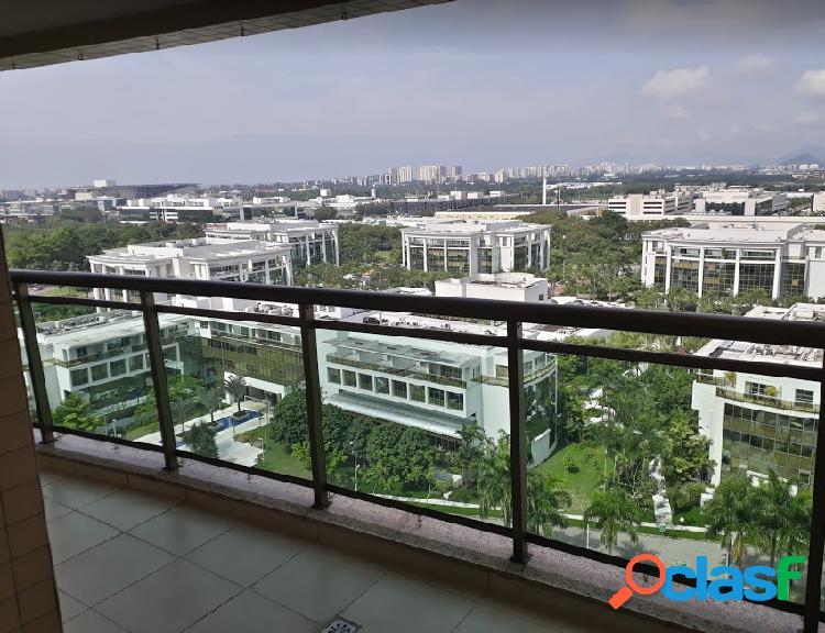 Península life - apartamento alto padrão a venda no bairro barra da tijuca - rio de janeiro, rj - ref.: up94531
