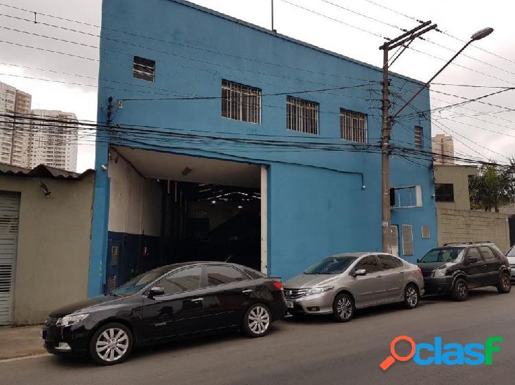 Alugo galpão 750m² - vila augusta - a 20m da rodovia dutra - galpão para aluguel no bairro vila augusta - guarulhos, sp - ref.: sc00681