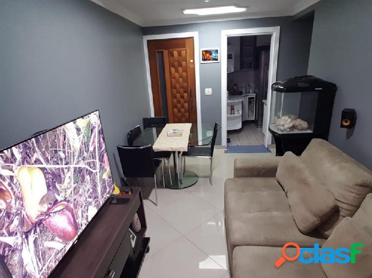 Apto 70m² condomínio vale dos pássaros - apartamento a venda no bairro jardim testae - guarulhos, sp - ref.: sc00166