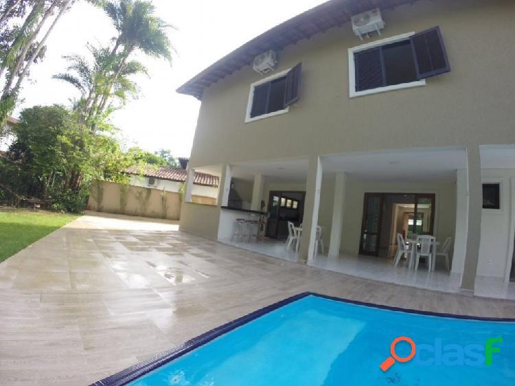 Casa 252m² espetacular em bertioga condomínio costa do sol - casa em condomínio a venda no bairro albatróz - bertioga, sp - ref.: sc00146