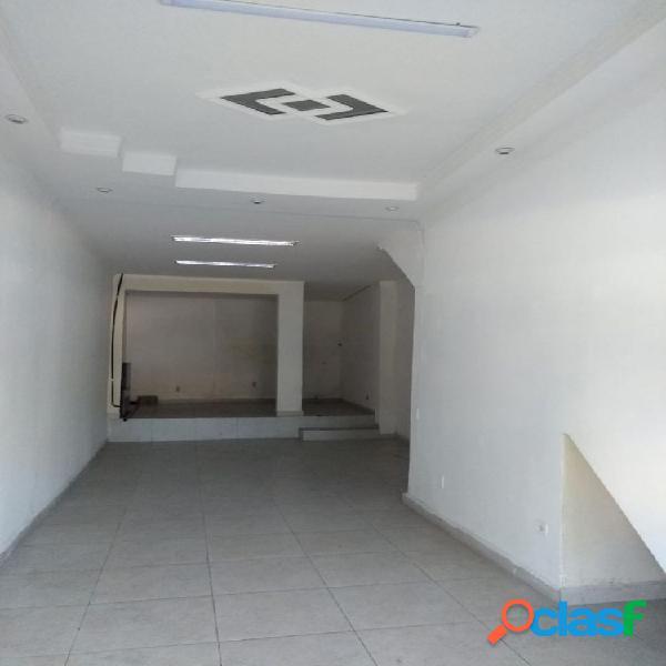 SALÃO COMERCIAL 70 M² JD. FLOR DA MONTANHA - Loja para Aluguel no bairro Portal dos Gramados - Guarulhos, SP - Ref.: SC00029