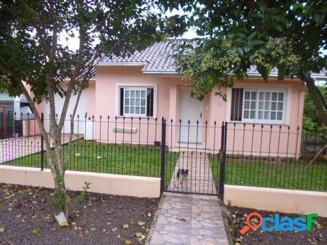 Casa 02 dormitórios - casa a venda no bairro campestre - lajeado, rs - ref.: 297