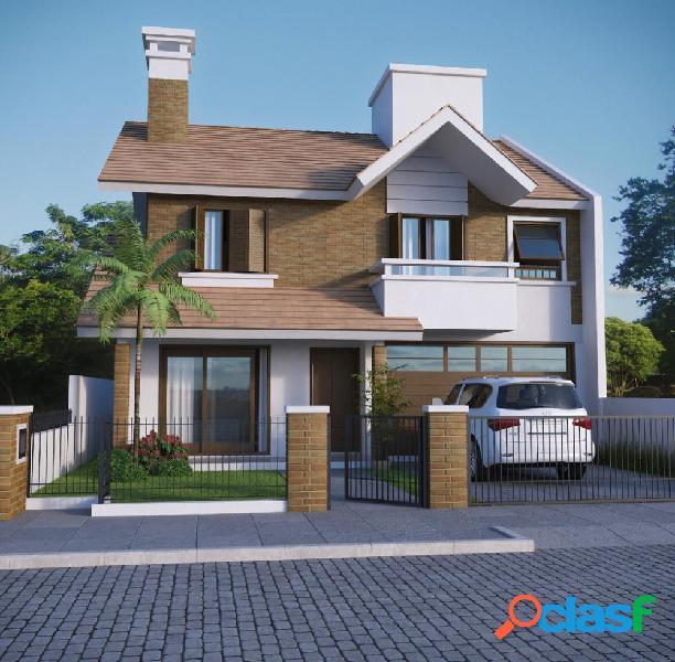 Casa 03 dormitórios 01 suíte - casa a venda no bairro montanha - lajeado, rs - ref.: 321