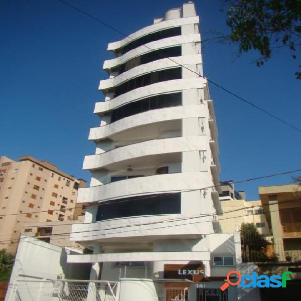 Apartamento 03 dormitórios c/ suíte - apartamento alto padrão a venda no bairro centro - lajeado, rs - ref.: 357
