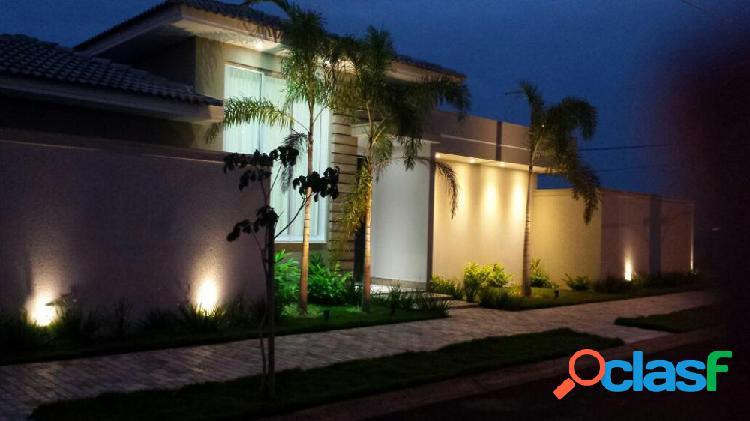 Maravilhosa casa no residencial toscana - casa alto padrão a venda no bairro condominio residencial vila toscana - araçatuba, sp - ref.: mm91078