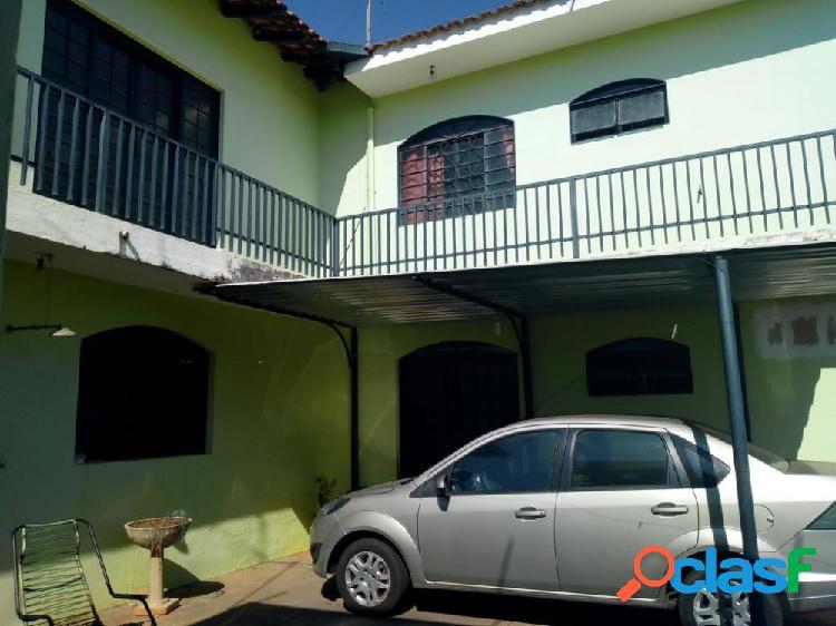 Sobrado e salão comercial a venda - sobrado a venda no bairro ouro preto - araçatuba, sp - ref.: mm01633