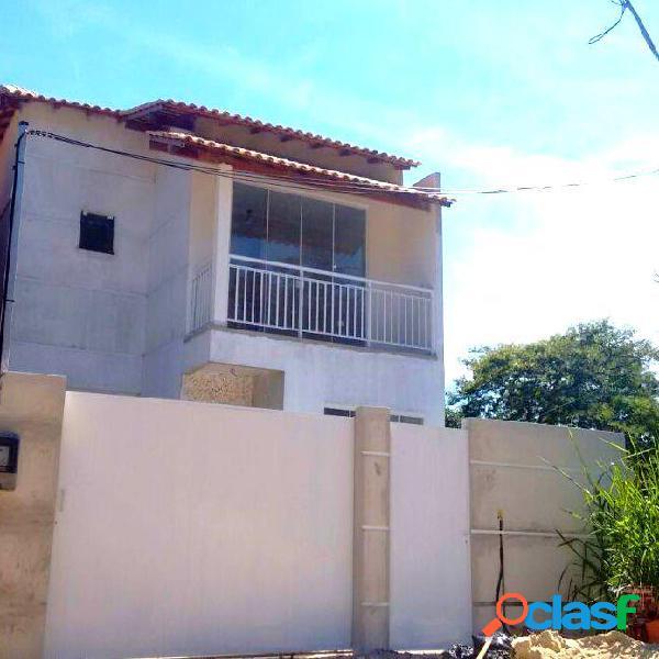Casa 1a. locação 3 quartos com suíte- engenho do mato/itaipú - casa a venda no bairro engenho do mato - niterói, rj - ref.: tra36990