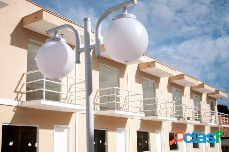 Casa duplex- 02 quartos- laranjal/sg - casa em condomínio a venda no bairro laranjal - são gonçalo, rj - ref.: tra06259