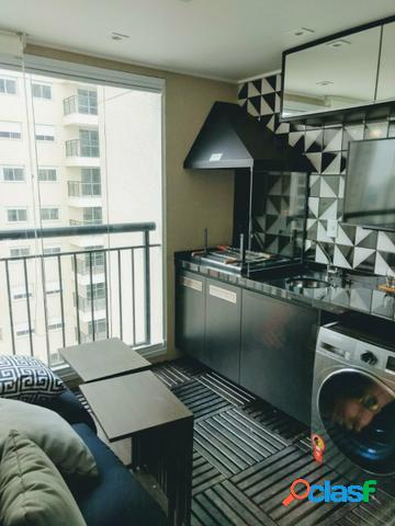 Apartamento shopping maia 38m, 01 vaga, terraço gourmet - apartamento a venda no bairro jardim flor da montanha - guarulhos, sp - ref.: sc00607