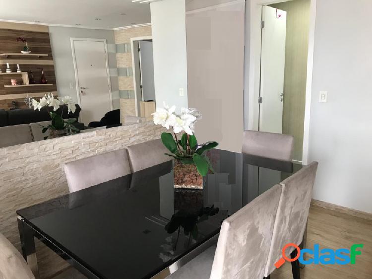 Apto 95 m² res.supremo vila augusta - apartamento alto padrão a venda no bairro vila augusta - guarulhos, sp - ref.: sc00101