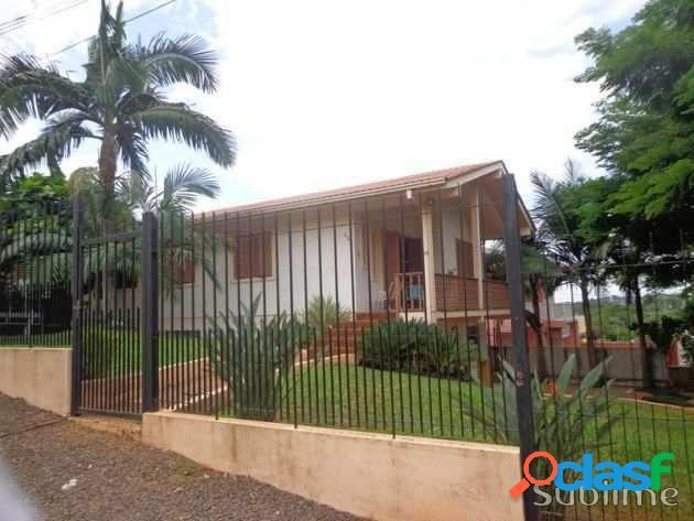 Casa 02 pisos 03 dormitórios c/ suíte - casa a venda no bairro florestal - lajeado, rs - ref.: 364