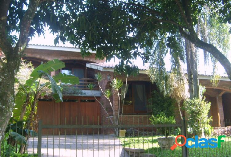 Casa 03 dormitórios 1 suíte c/ hidro - casa alto padrão a venda no bairro alto do parque - lajeado, rs - ref.: 443
