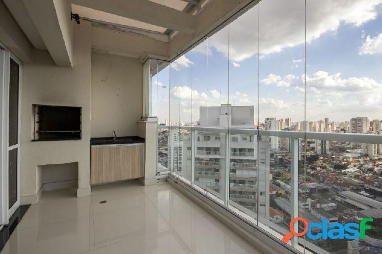 Apartamento cobertura anália franco 82m, 02 vagas - cobertura duplex a venda no bairro vila regente feijó - são paulo, sp - ref.: sc00590