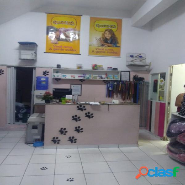 Vende-se petshop funcionando na vila galvão - loja a venda no bairro vila hulda - guarulhos, sp - ref.: sc00561